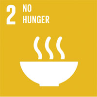 SDG 2 – End hunger, achieve food security, improve nutrition and promote sustainable agriculture